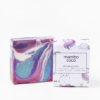 Savon artisanal Pays des licornes (framboise et vanille) - Mambo Coco