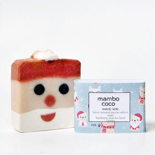 Savon artisanal pour les enfants sages fabriqué par Mambo Coco